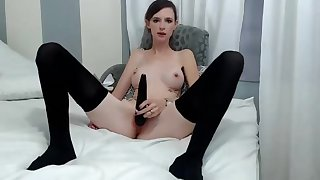 Transcribe penetration face fuck and double facial be incumbent on intake slut live convenient sexycamx